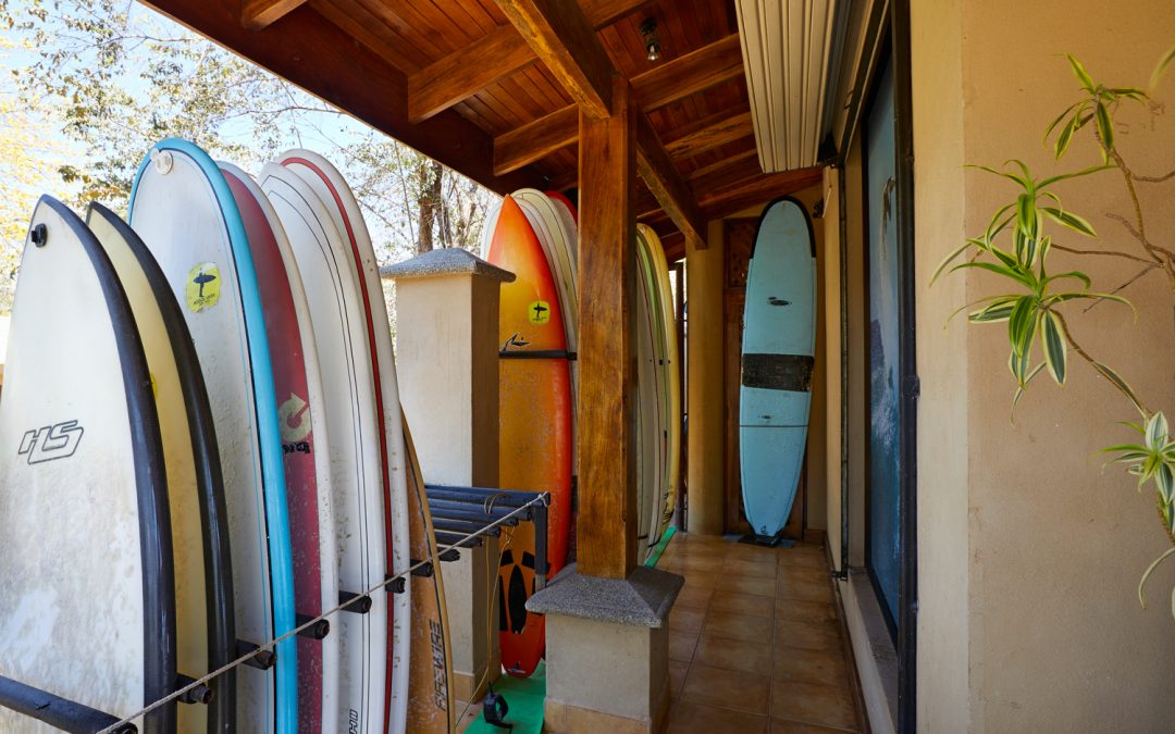 Rental Surfboards Playa Grande- Summer 2018