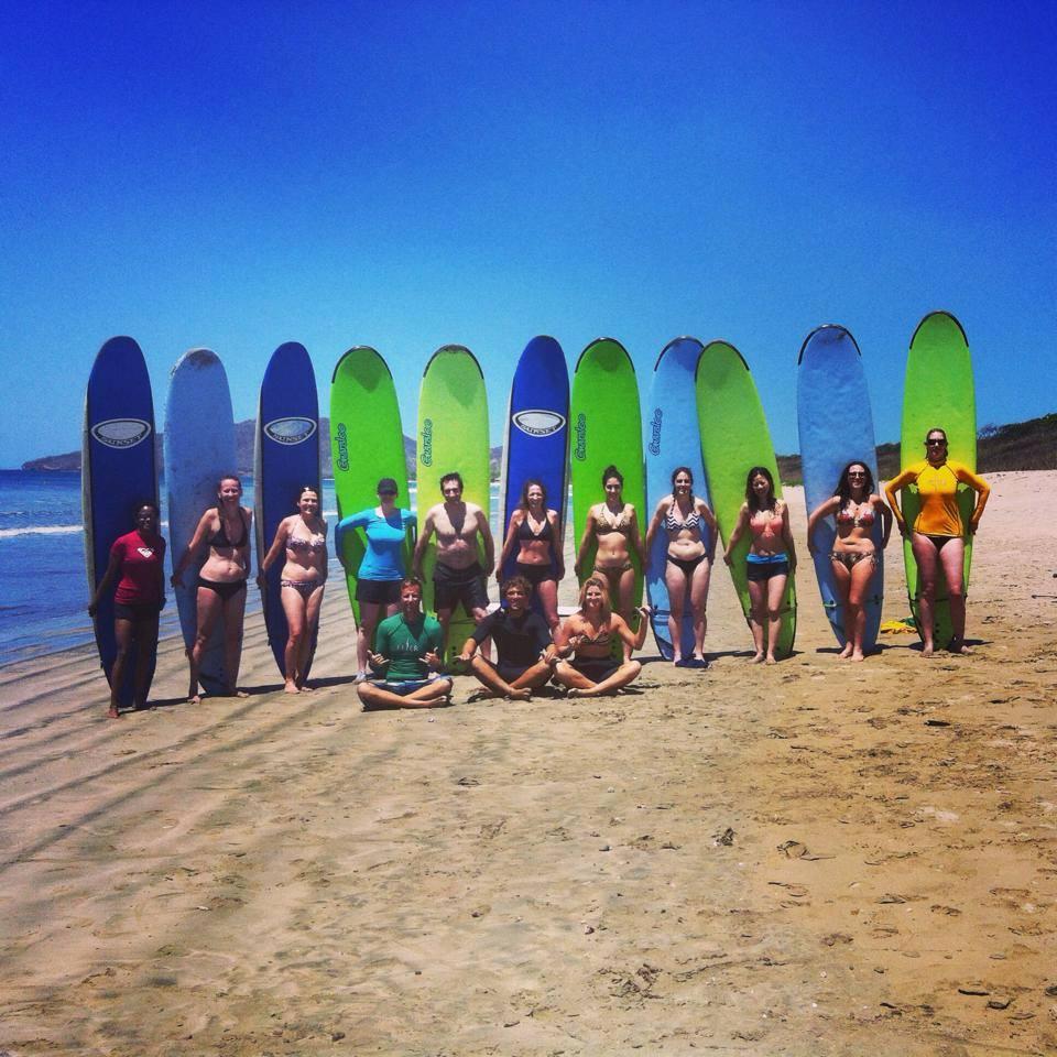 Concierge Surf Tours