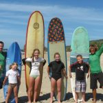 Family Surf Lessons Playa Grande Villa Olivia