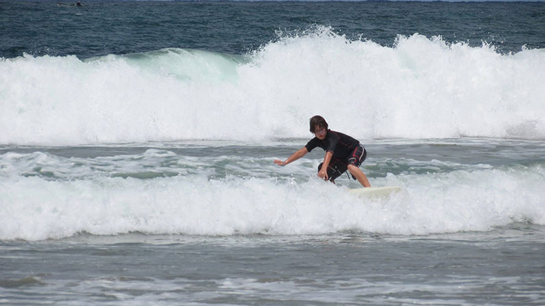 Playa Grande Summer Surf Camp for Kids