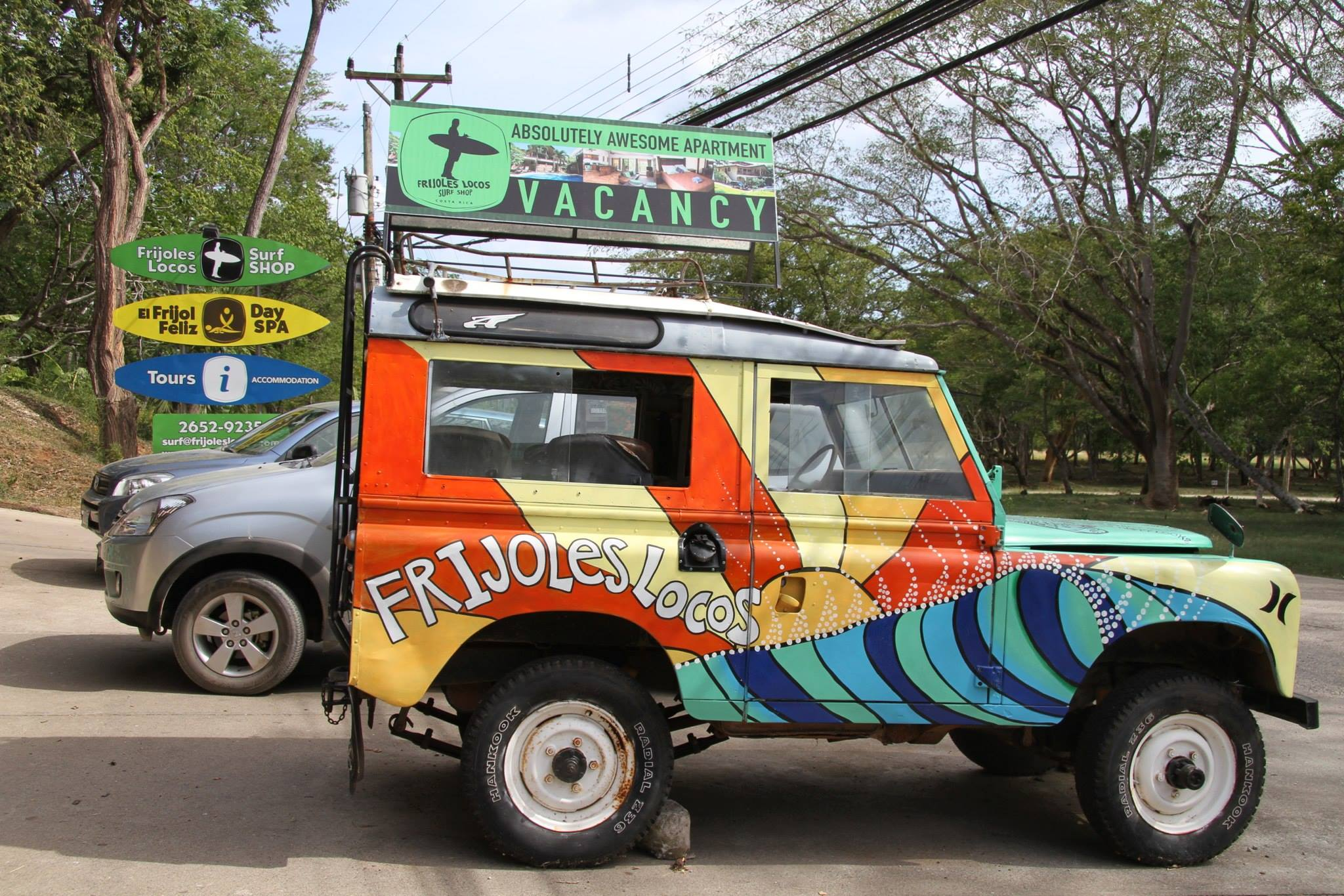 Transportation to Playa Grande Costa Rica Surf Shop