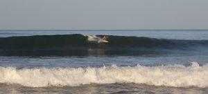 kid surfing playa grande costa rica