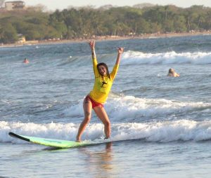 Tamarindo Family Surf Lessons