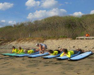 Frijoles Locos Playa Grande Costa Rica Surf Lessons
