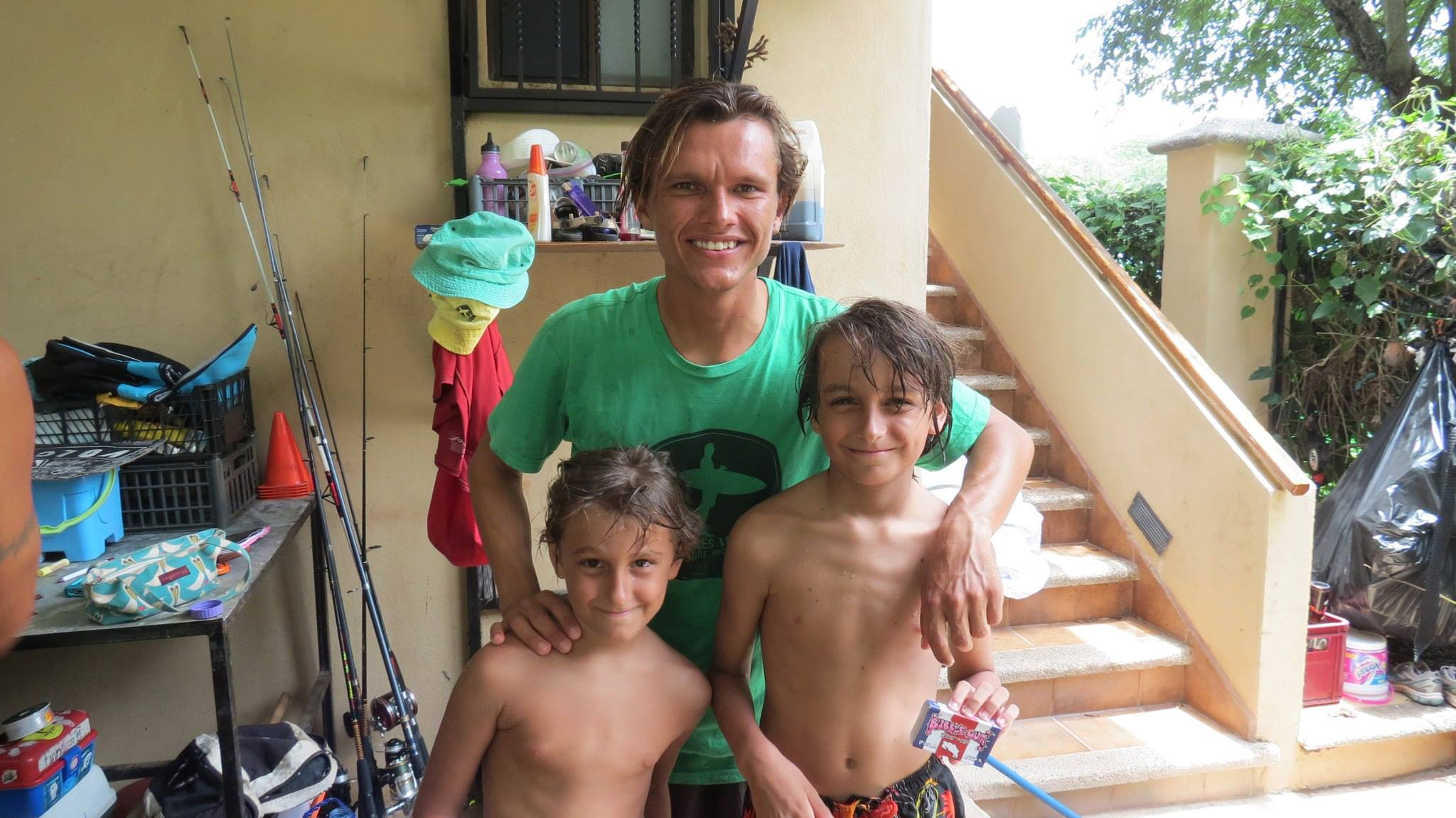 Kids Surf Camp, Playa Grande