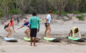 surf lessons playa grande costa rica