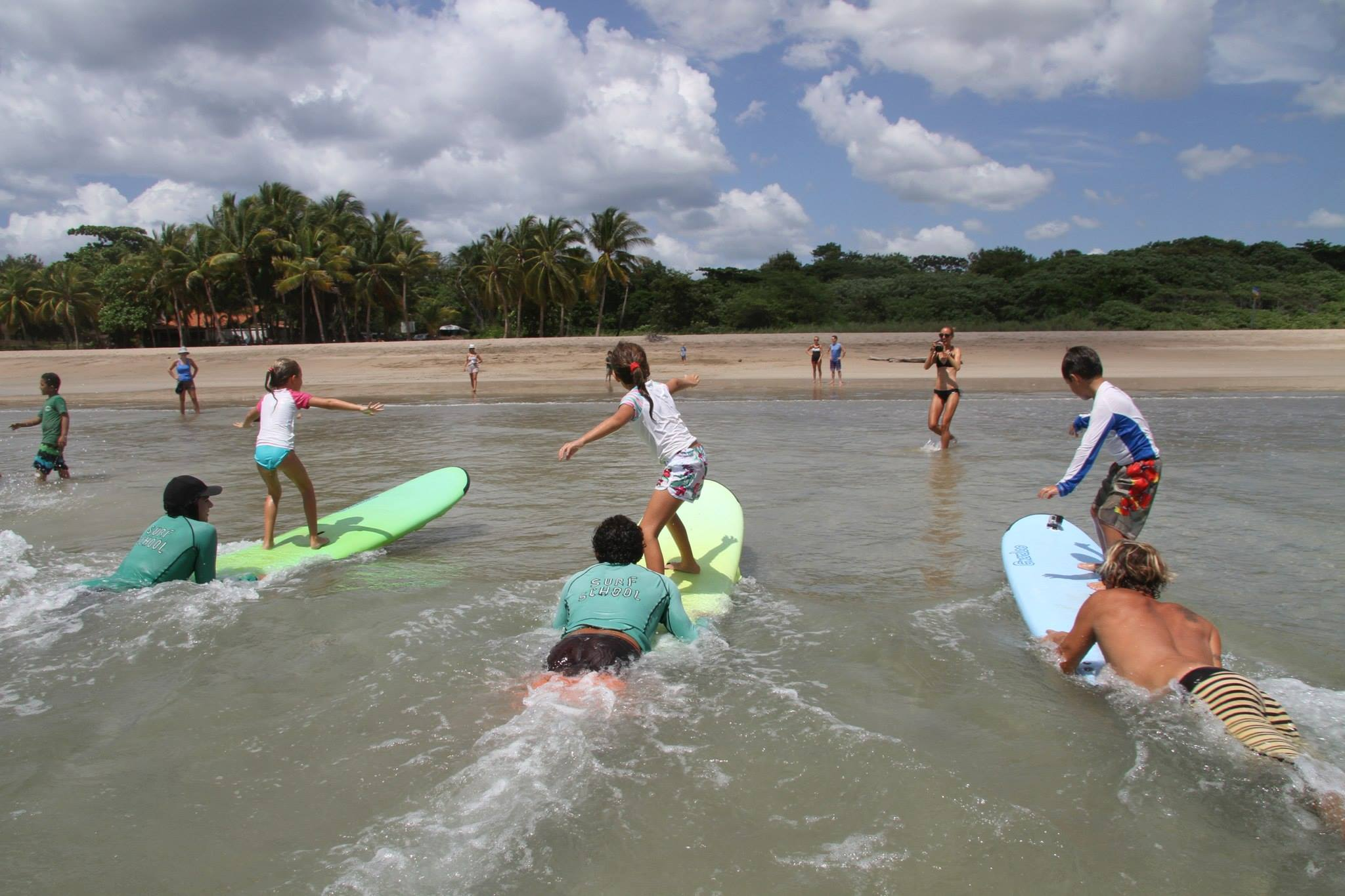 Playa Grande Surf Lessons