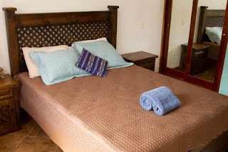 Vacation Accommodation: Second Bedroom