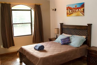 Vacation Accommodation: Master Suite