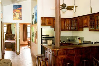Vacation Rental Kitchen Facilities