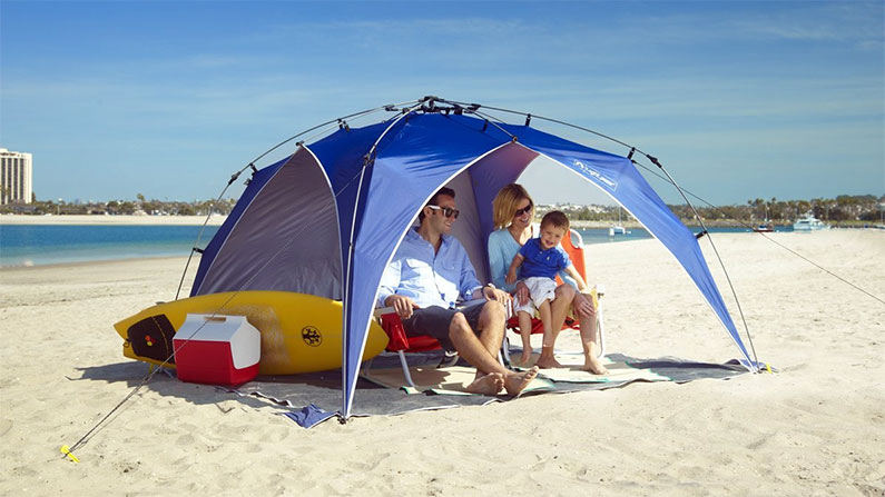 Playa Grande Costa Rica Sunshade Beach Tent Rental