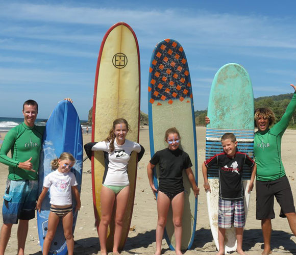 Concierge Surf Tours