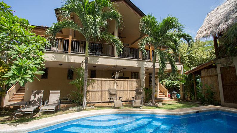 Vacation Accommodation, Playa Grande, Costa RIca