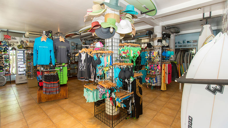 Frijoles Locos Surf Shop, Playa Grande, Costa Rica