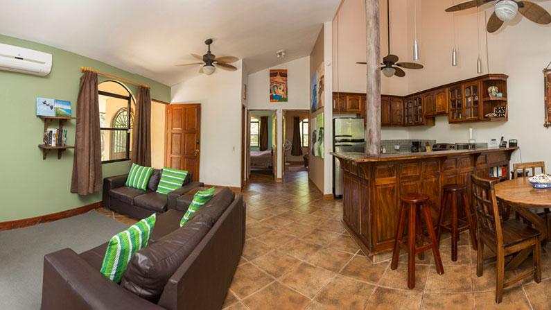 Frijoles Locos Apartments