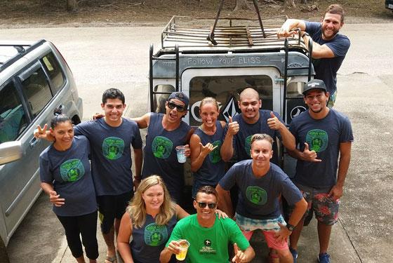 Frijoles Locos Team