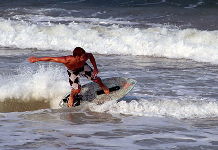 Playa Grande Costa Rica Skim Board Rental