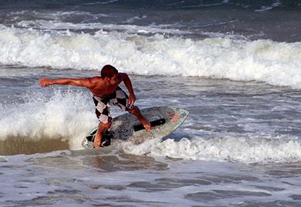 Playa Grande Costa Rica Skim Board Rental