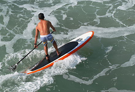 Playa Grande Costa Rica SUP Stand Up Paddle Board Rental
