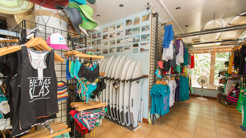 Frijoles Locos Playa Grande Surf Shop