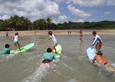 Frijoles Locos Surf Shop Playa Grande Costa Rica