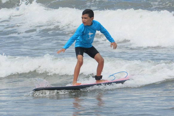 Playa Grande Costa Rica Surf Lessons