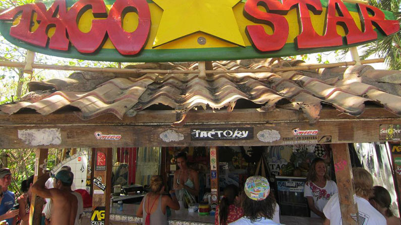 Where to Eat in Playa Grande, Costa Rica